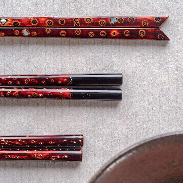 お箸の起源